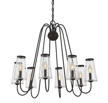 Savoy House 1-4001-8-13 - Oleander 8 Light Outdoor Chandelier