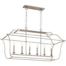 Quoizel GLY648CS - Gallery Island Chandelier
