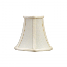 "Visual Comfort CHS 109S - 2.5"" x 5"" x 4.5"" Silk Bell Candle Cl"