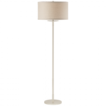 Visual Comfort KS 1070LC-NL - Walker Medium Floor Lamp in Light Cream with Nat