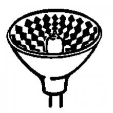 Dainolite DL1221 - 20W MR11 Halogen Bulb -