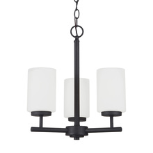 Sea Gull 31160-839 - Three Light Chandelier
