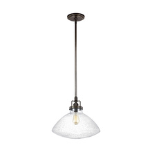 Sea Gull 6514501-782 - One Light Pendant