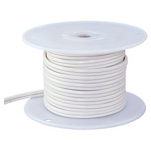 Sea Gull 9373-15 - White 100 Feet Cable