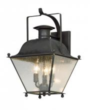 Troy B5072CI - 3Lt Wall Lantern Medium