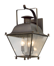 Troy B5072NR - 3Lt Wall Lantern Medium