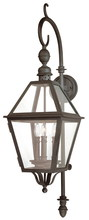 Troy B9622NB - 3Lt Wall Lantern