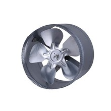 "Canarm D10S - Duct Fan, D10S, 10"" Duct Booster Fan, Max Boosted CFM: 647, Free Air CFM: 300, dBA/sones: 55/3,"