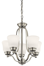 Kichler 1788NI - Mini Chandelier 5Lt