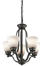 Kichler 1788OZ - Mini Chandelier 5Lt
