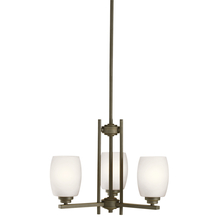 Kichler 1894OZS - Mini Chandelier 3Lt