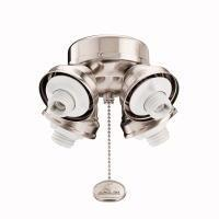 Kichler 350011BSS - 4 Light Turtle Fitter