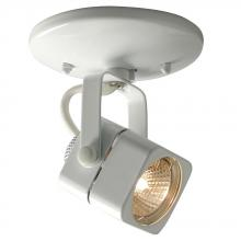Galaxy Lighting 70318-1C WH - Single Halogen Monopoint - White