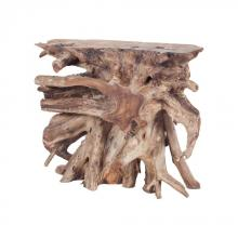 Dimond 7011-006 - Natural Teak Slice Console