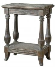 Uttermost 24295 - Uttermost Mardonio Distressed Side Table