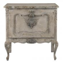 Uttermost 24586 - Uttermost Fausta Aged Ivory Accent Chest