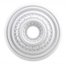ELK Lighting M1002WH - English Study 18-Inch Medallion In White