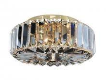 Kalco Allegri 025740-010-FR001 - Julien 2 Light Flush Mount