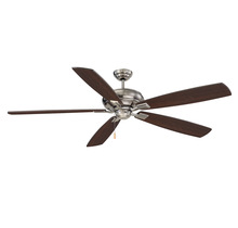 "Savoy House 68-227-5CN-187 - Wind Star 68"" Ceiling Fan"