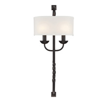 Savoy House 9-5950-2-25 - Oberon 2 Light Sconce