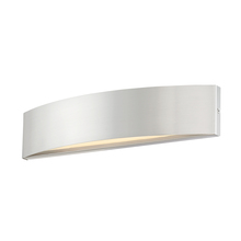 WAC US WS-10614-BN - LINK 14IN SCONCE 3000K
