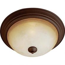 Maxim 5855LTOI - Essentials 2-Light Flush Mount