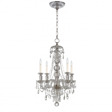 Visual Comfort RL 5004CG - Daniela 4-Light Chandelier in Crystal