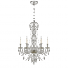 Visual Comfort RL 5005CG - Daniela Medium One-Tier Chandelier in Crystal