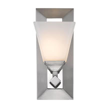 Golden Canada 2112-BA1 PW-OP - 1 Light Bath Vanity