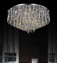 Crystal World 5036C32C - 16 Light Chrome Flush Mount from our Brianna collection