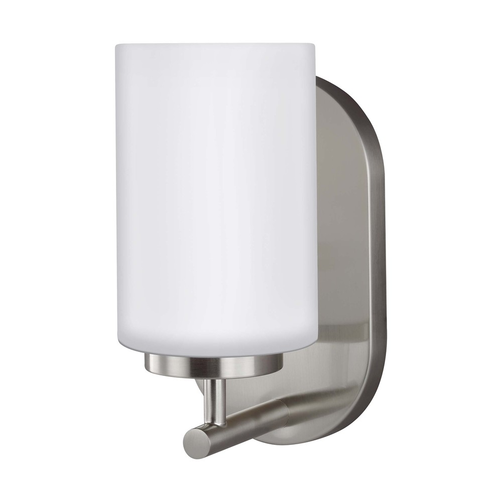 Robinson Lighting in Winnipeg , Manitoba, Canada,  9RLKP, One Light Wall / Bath Sconce, Oslo