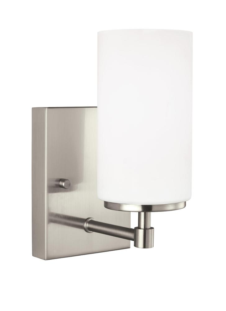 Robinson Lighting in Winnipeg , Manitoba, Canada,  9NJX0, One Light Wall / Bath Sconce, Alturas