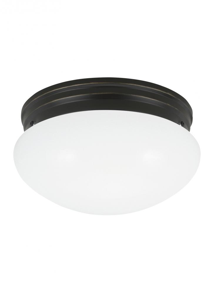 Robinson Lighting in Winnipeg , Manitoba, Canada,  9ND1T, Small LED Ceiling Flush Mount, Webster