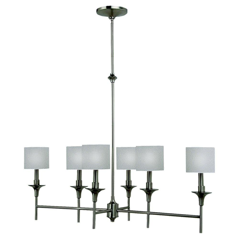 Robinson Lighting in Winnipeg , Manitoba, Canada,  PN7D, Six Light Island Pendant, Stirling