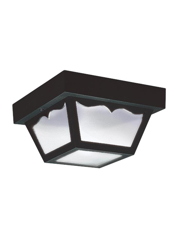 Robinson Lighting in Winnipeg , Manitoba, Canada,  9RLLV, Two Light Outdoor Ceiling Flush Mount, Outdoor Ceiling