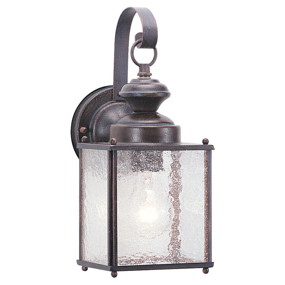 Robinson Lighting in Winnipeg , Manitoba, Canada,  ADPZ, One Light Outdoor Wall Lantern, Jamestowne