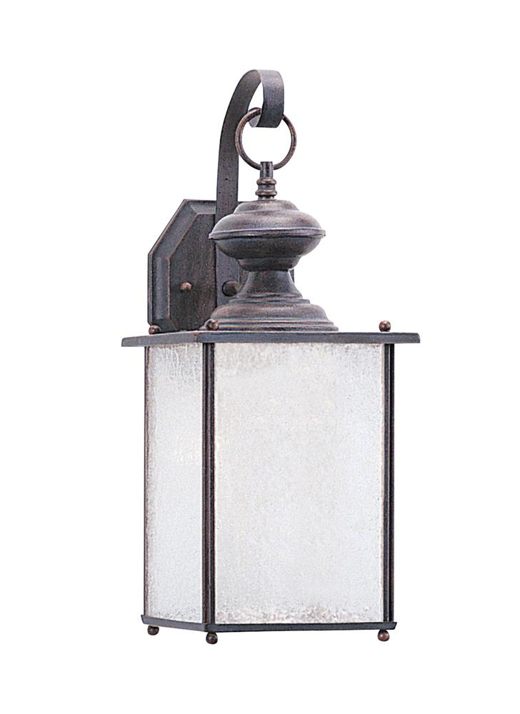 Robinson Lighting in Winnipeg , Manitoba, Canada,  A1KNT, One Light Outdoor Wall Lantern, Jamestowne