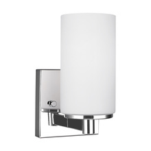 Sea Gull 4139101-05 - One Light Wall / Bath Sconce