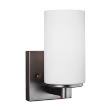Sea Gull 4139101-710 - One Light Wall / Bath Sconce