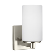 Sea Gull 4139101-962 - One Light Wall / Bath Sconce
