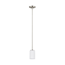 Sea Gull 61160-962 - One Light Mini-Pendant
