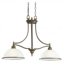 Sea Gull 66350-708 - Two Light Island Pendant
