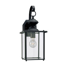 Sea Gull 8458-12 - One Light Outdoor Wall Lantern