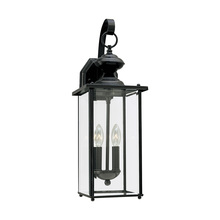 Sea Gull 8468-12 - Two Light Outdoor Wall Lantern