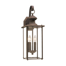 Sea Gull 8468-71 - Two Light Outdoor Wall Lantern
