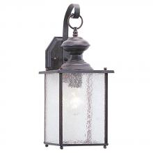 Sea Gull 8882-08 - One Light Outdoor Wall Lantern