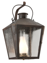 Troy B3763NR - 1Lt Wall Lantern Large