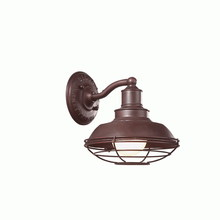 Troy B9270OR - 1Lt Wall Down Light