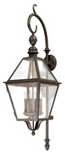 Troy B9623NB - 4Lt Wall Lantern