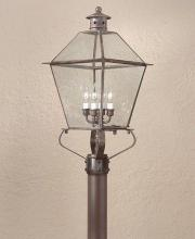Troy P8958CI - 4Lt Post Lantern